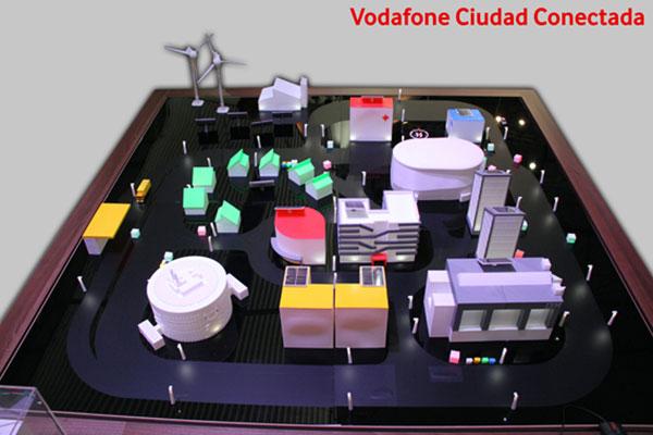 La smartcity de Vodafone.